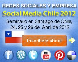 seminario redes sociales y empresa social media chile enrique san juan community manager community internet