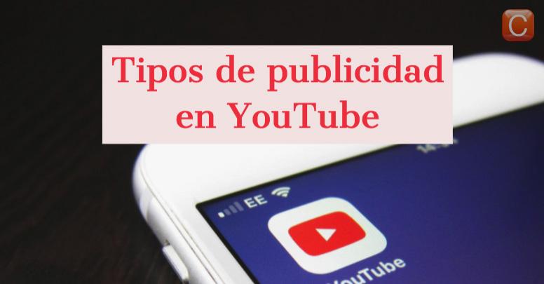 tipos publicidad youtube community internet