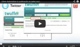videotutorial webinar gratuito como automatizar publicaciones en redes sociales community internet