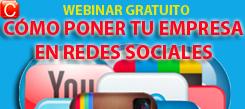 webinar GRATUITO seminario redes sociales y empresa barcelona community internet social media enrique san juan