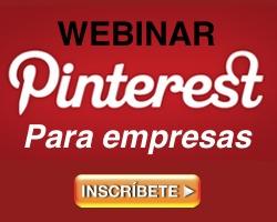 webinar pinterest para empresas community manager enrique san juan