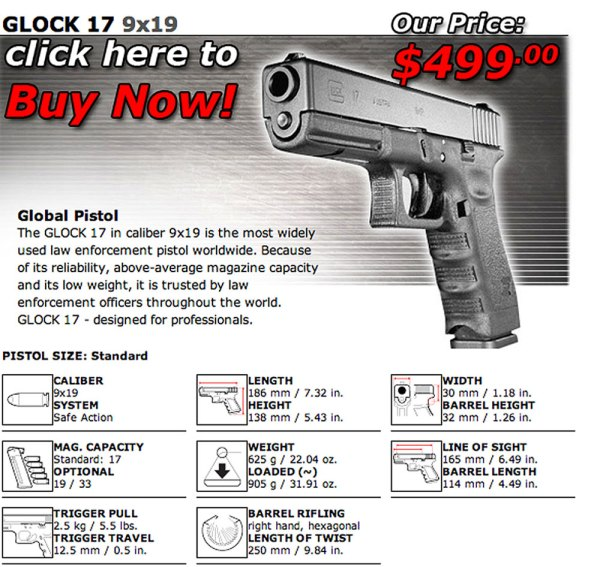 Glock 17 vs. Glock 19… Which Would You Choose ...