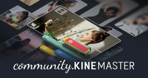 Join KineMaster's global community of passionate, creative video editors on the official KineMaster Community website!