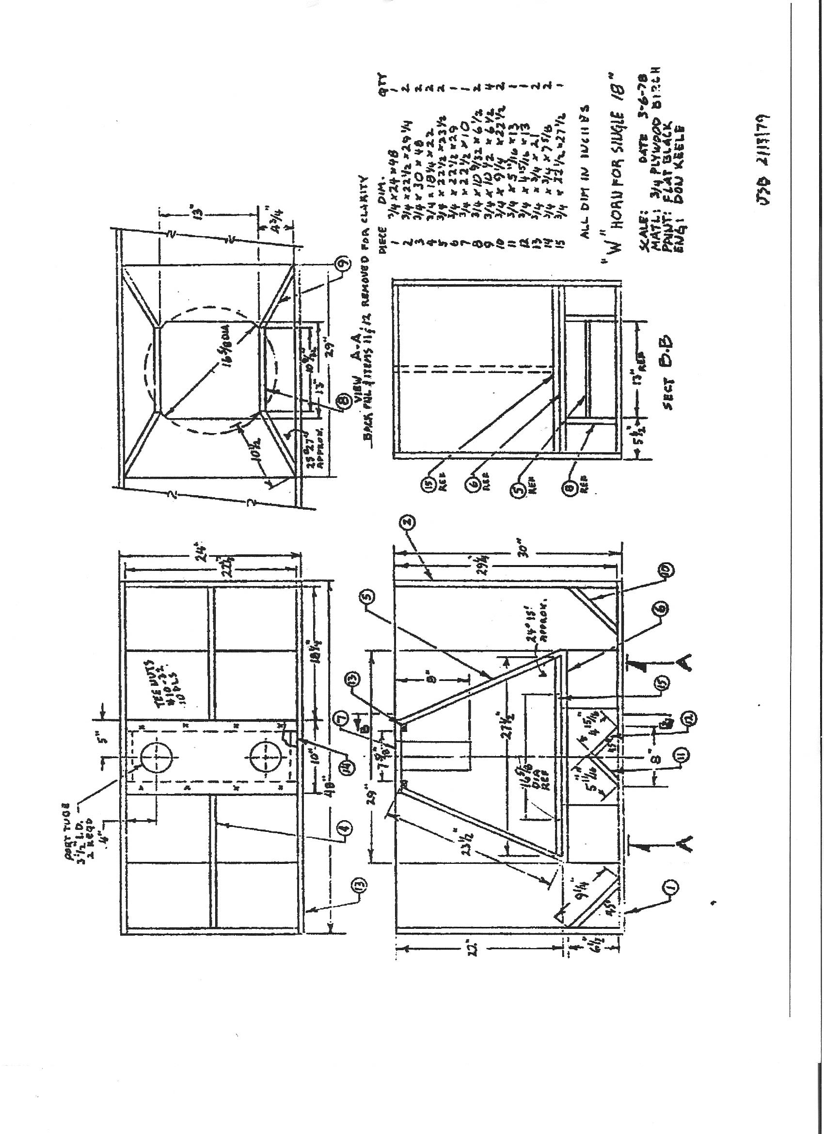 Ev Speaker Plans   Wiring Diagram Database
