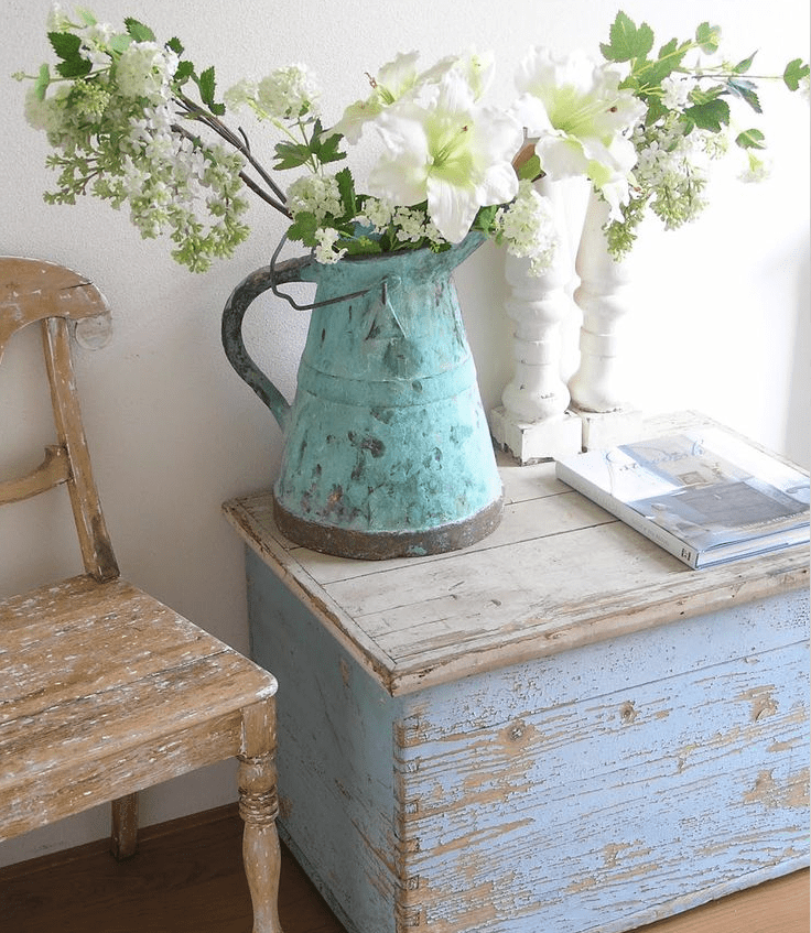 You found them and you snagged it. Come Realizzare L Effetto Shabby In 5 Semplici Passi