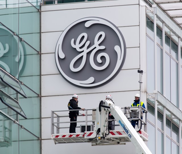 General Electric Getty Images