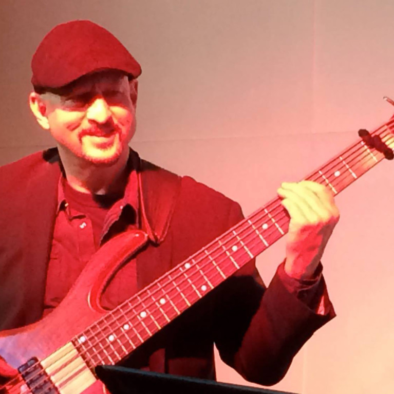 Bass Lessons with Russ Rodgers