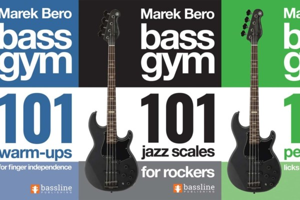 Marek Bero: Bass Gym Series Books