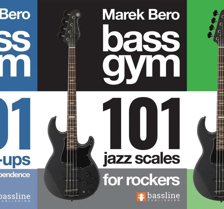 Marek Bero: Bass Gym Series Books