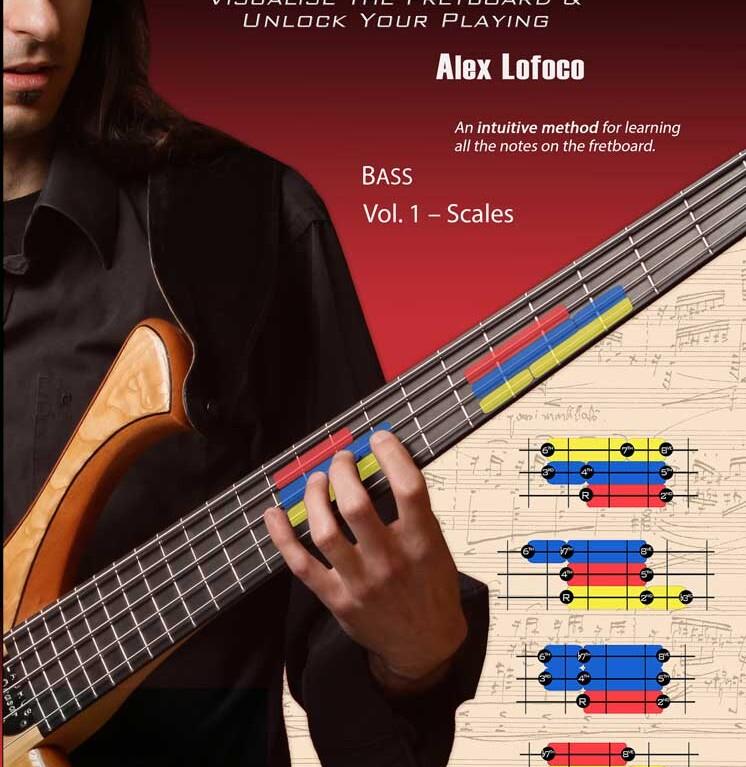 Scale Colour System by Alex Lofoco