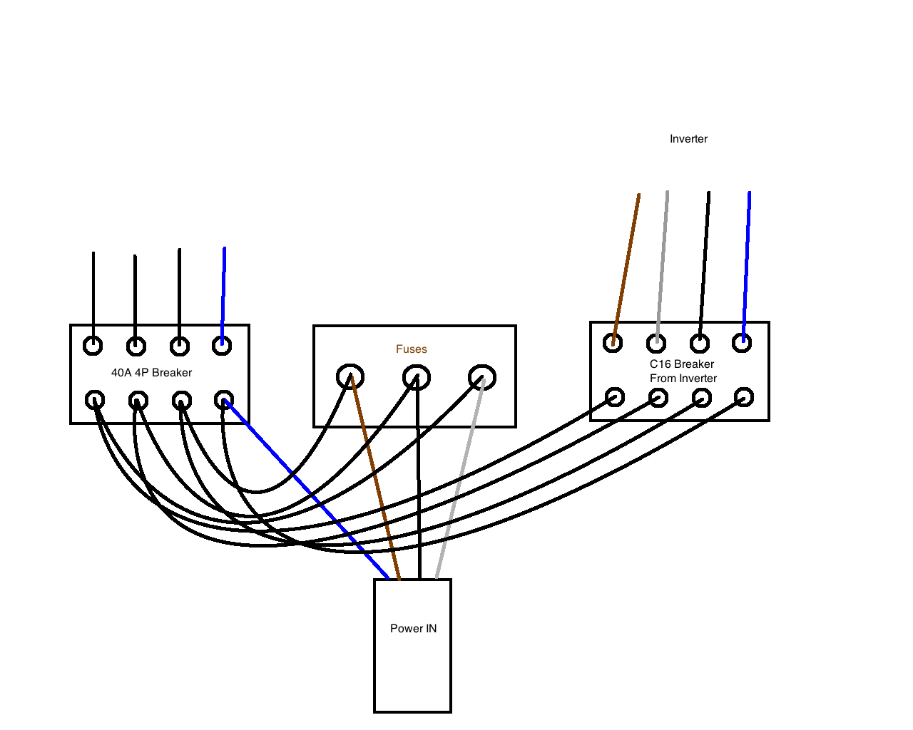 Using Cts With Three Phases