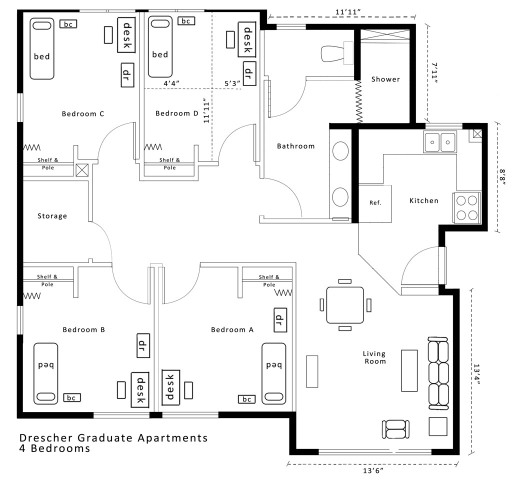 Drescher Apartments