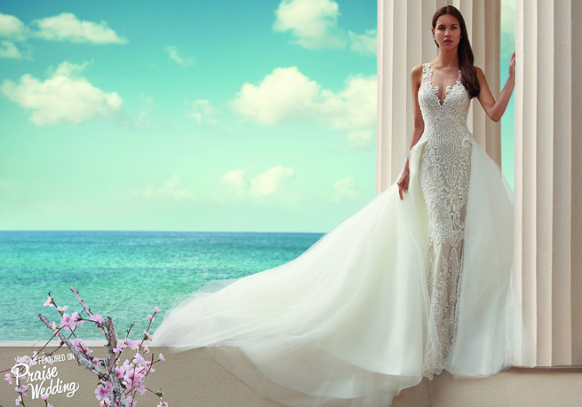 Timelessly Sophisticated Wedding Dress From Demetrios