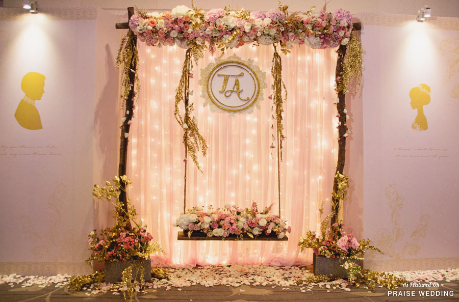 Magical Fairytale Inspired Wedding Dcor Featuring A