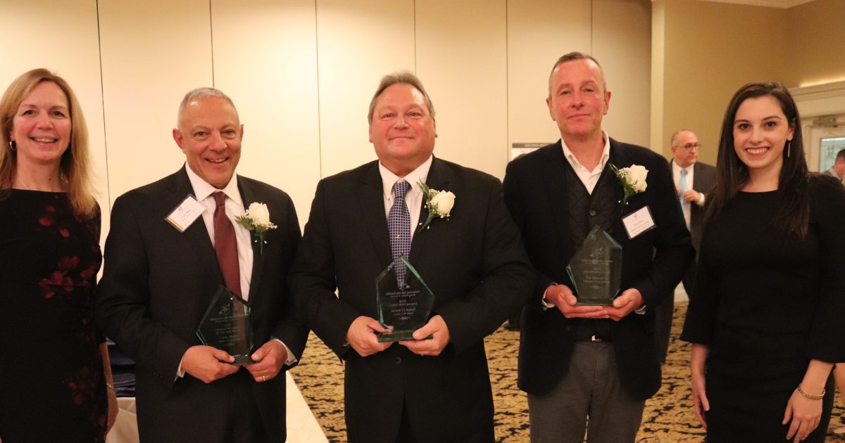 Watertown Oakville Chamber of Commerce give awards at the 55th annual meeting - Waterbury Republican American