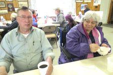 Roger and Diane Muller, both of Dover Plains, N.Y.