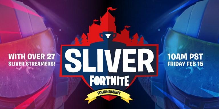 SLIVER Showdown #3: Fortnite