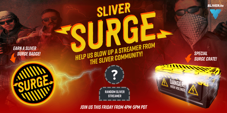 The Return of the SLIVER Surge