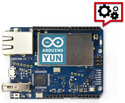Arduino Yun ThingSpeak TalkBack