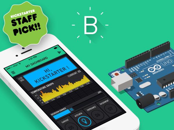Blynk Kickstarter IoT