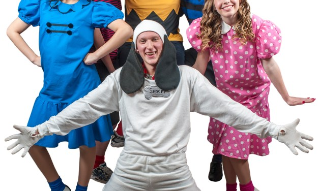 FUN FOR BOTH PARENTS AND KIDS: CHARLIE BROWN MUSICAL COMING TO TUCSON