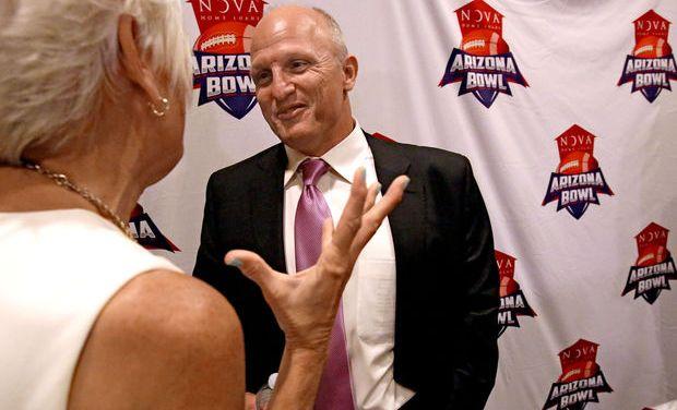 College Football: Nova Home Loans Arizona Bowl set for Dec. 29