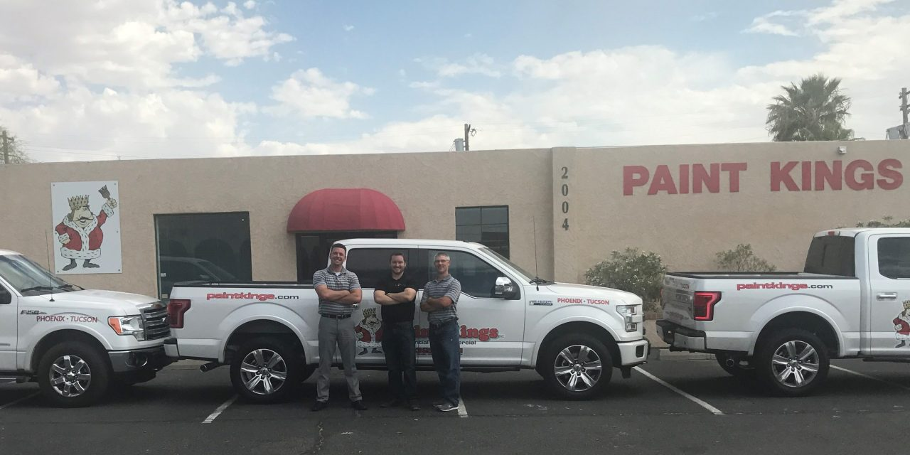 The Paint Kings Celebrates 30 Years in Tucson