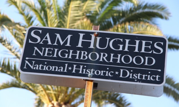 Rich with History: Sam Hughes and the Early Days of Tucson