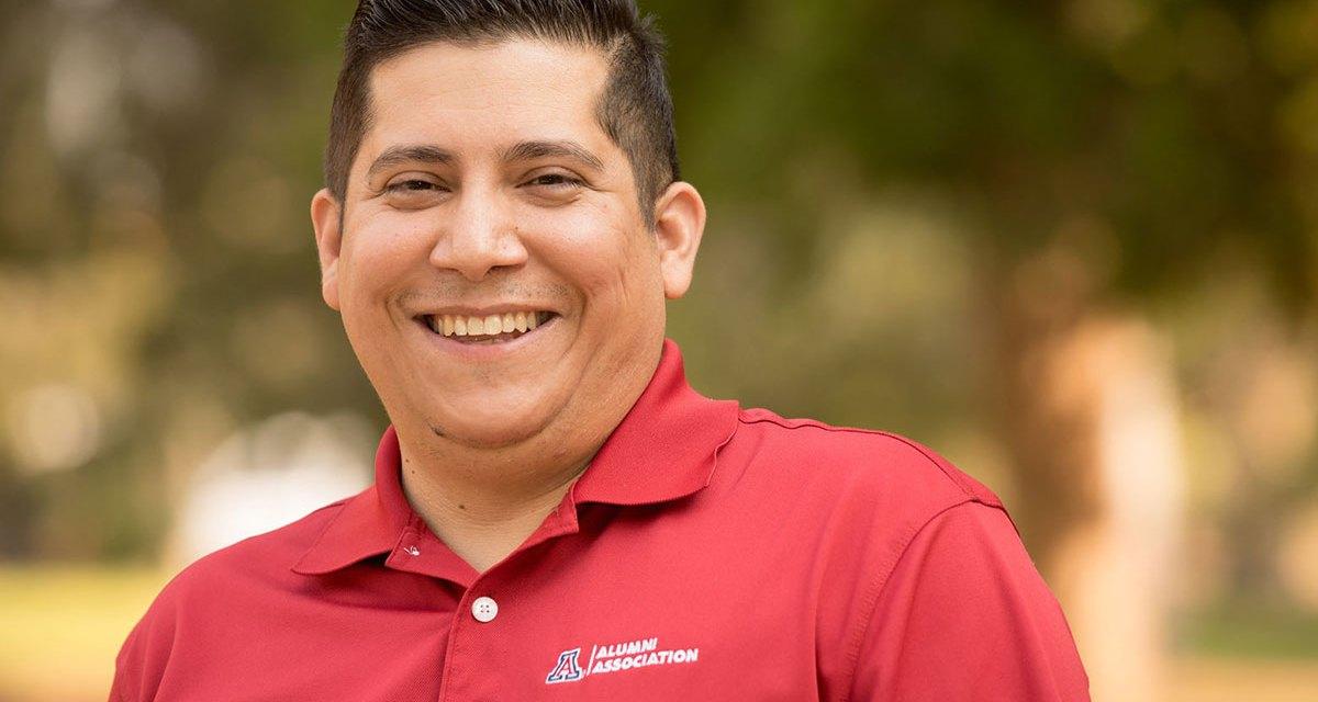 Ricky Hernandez named UA Alumni Association's chief operating officer