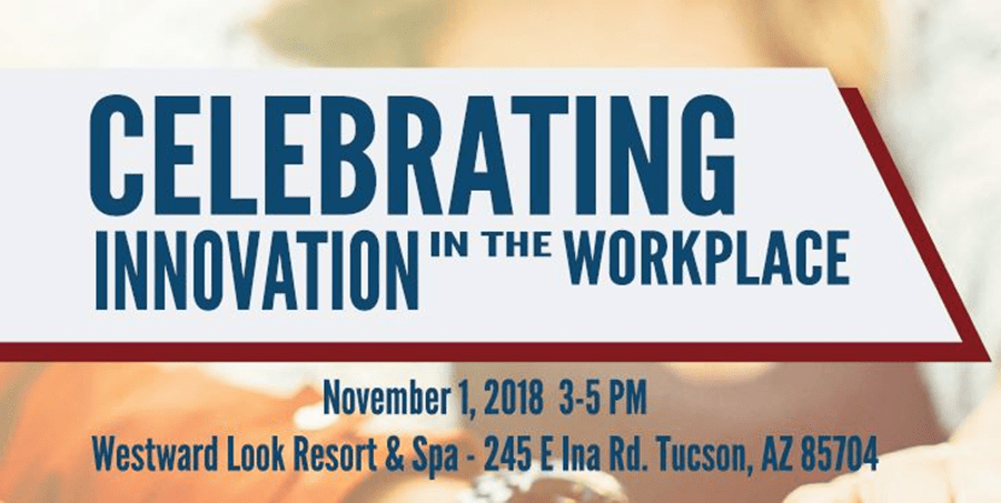 Recognize excellence and innovation in the workplace