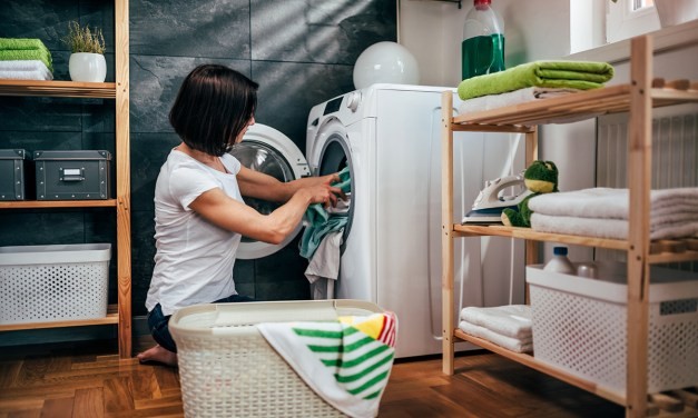 Staying at Home Giving You More Laundry? Organize It!