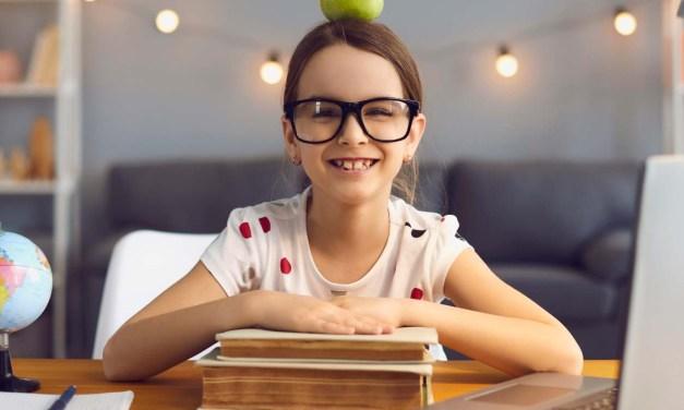 7 Consejos para Diseñar un Lugar Escolar en Su Casa