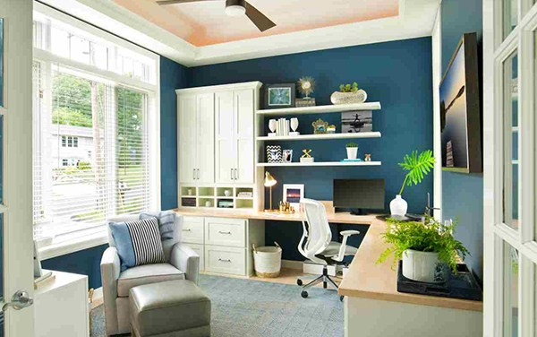 Empty Nesters: How to Convert Your Child's Old Room into the Perfect Home Office