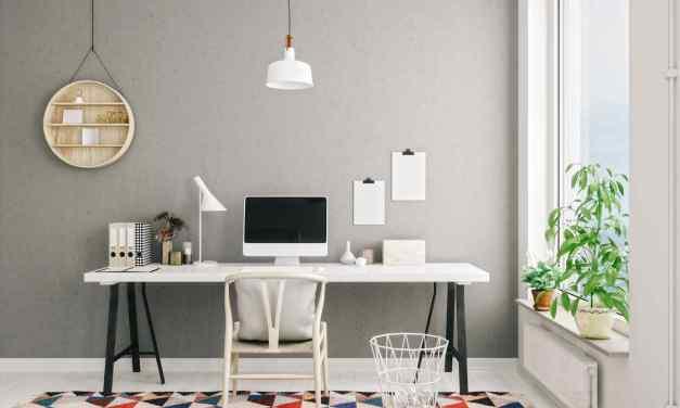 7 Ideas Fáciles para Amueblar o Actualizar Su Oficina en Casa