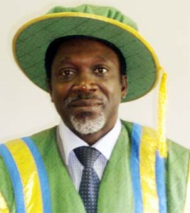 Deputy Vice-Chancellor (Academic), Prof. Chryss Onwuka