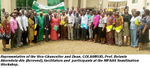 NIFAAS Intensifies Membership Drive