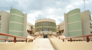 FUNAAB's Senate Building