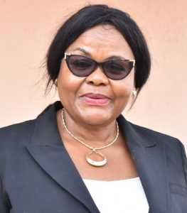 Dr. Mrs. Linda Onwuka Head, Public Relations