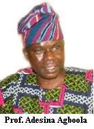 Prof. Adesina Agboola