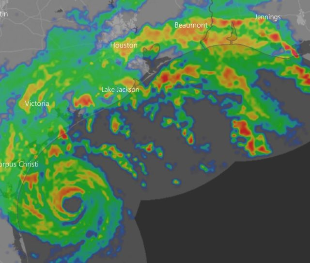 After Months Of Development We Have Have Released Experimental Version Of Weather Radar For Usa Just In Order To Be Helpful In Tracking Hurricane Harvey