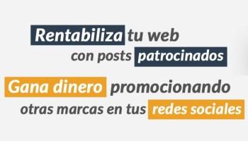 Gana Dinero Con El Twitter Y Facebook De Tu Blog Publisuites