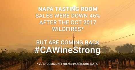 Napa Tasting Room Sales 2017