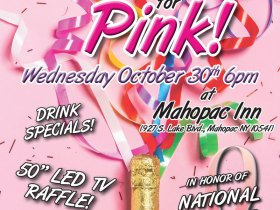 Community Cares Drink for Pink October 2019