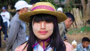 Local conservationist in Myanmar
