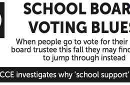 School board voting blues