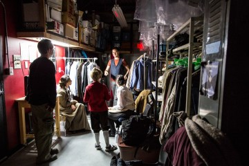 Behind the scenes at Kitchener-Waterloo Little Theatre