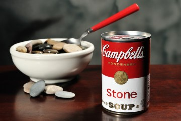 THE SOUNDS OF STONE SOUP