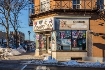 Finding community in comics