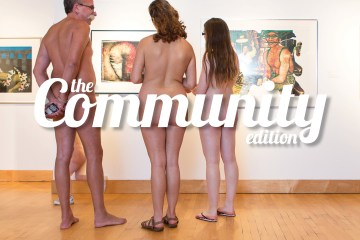 A letter from the editor: On the response to nudity