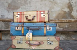 Wear out there: Lighten your luggage